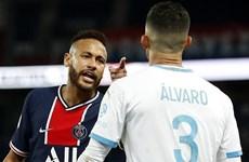 Neymar khẳng định bị phân biệt chủng tộc trong trận đấu với Marseille