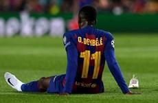 Manchester United bất ngờ hỏi mượn Ousamane Dembele