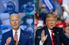 Bầu cử Mỹ: Hai ứng viên cùng đăng bài trên Twitter trước giờ G