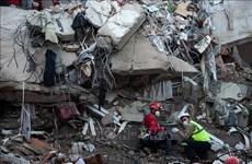 Động đất tại Thổ Nhĩ Kỳ và Hy Lạp: Cứu sống một bé gái 4 tuổi