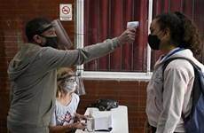 Dịch viêm đường hô hấp cấp COVID-19: Cập nhật tình hình sáng 5/11