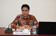 Indonesia đẩy mạnh đàm phán thương mại với các đối tác quan trọng