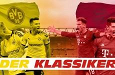 Dư âm trận Klassiker Đức giữa BVB Dortmund - FC Bayern