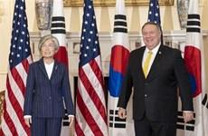 Hàn-Mỹ tái khẳng định đảm bảo hòa bình trên bán đảo Triều Tiên