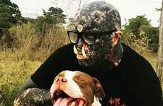 Người đàn ông Brazil phẫu thuật để có ngoại hình như một con Orc