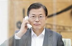 Hàn Quốc sẽ đóng góp 10 triệu USD để giúp cung cấp vắcxin COVID-19