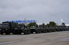 Nga điều thêm 18 máy bay vận tải chở quân đến Armenia