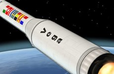 Tên lửa đẩy Vega của châu Âu gặp sự cố khi đưa vệ tinh lên quỹ đạo