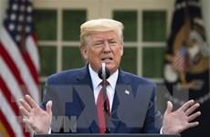 Tổng thống Mỹ Donald Trump thông báo tham dự Hội nghị Cấp cao APEC