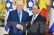 Triển vọng sáng trong quan hệ thương mại Việt Nam-Israel