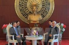 Thúc đẩy hợp tác kinh tế-thương mại giữa Việt Nam và Trùng Khánh