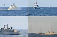 Hải quân Ai Cập và Hy Lạp tập trận chung ở Biển Aegean