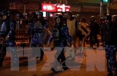 Ấn Độ phong tỏa hầu hết các cửa ngõ thủ đô do biểu tình