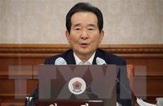"""Dịch COVID-19: Thủ tướng Hàn Quốc nhấn mạnh tình hình """"đáng báo động"""""""
