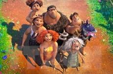 """Câu chuyện điện ảnh: Gia đình nhà Croods tiếp tục """"khuấy đảo"""" Bắc Mỹ"""