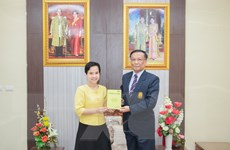 Nữ tiến sĩ Việt ở Thái Lan với tấm lòng tri ân hướng về nguồn cội