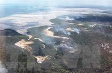 Australia khống chế được hỏa hoạn trên đảo Fraser