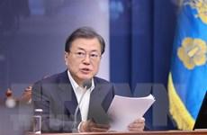 Tỷ lệ ủng hộ Tổng thống Hàn Quốc xuống mức thấp kỷ lục