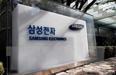 Các nhà đầu tư Hàn Quốc đẩy mạnh mua vào cổ phiếu của Samsung Electron