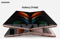 Samsung Electronics giữ vị trí số một trên thị trường smartphone gập