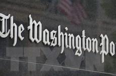Washington Post dự định mở rộng chi nhánh và nhân viên