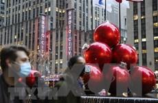 Dịch COVID-19: CDC Mỹ khuyến cáo người dân đón Giáng sinh ở nhà