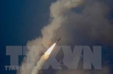 Israel không kích một số mục tiêu tại miền Tây Syria