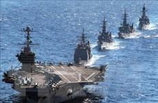 Lãnh đạo quân sự Hàn Quốc họp về dự án tàu sân bay đầu tiên