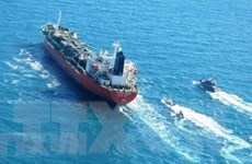 Hàn Quốc phản ứng trước vụ Iran bắt giữ tàu nước này