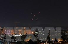 Syria chặn tên lửa do Israel thực hiện tấn công thủ đô Damascus