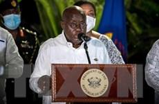 Ẩu đả giữa các nghị sĩ trước lễ tuyên thệ nhậm chức Tổng thống Ghana