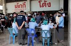 Dịch COVID-19: Thủ đô Bangkok của Thái Lan lập bệnh viện dã chiến