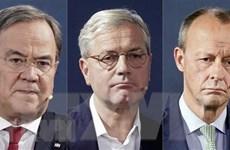 Đức: CDU tổ chức tranh luận giữa các cử viên vào vị trí chủ tịch