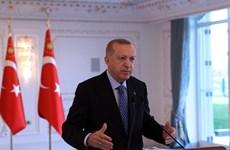 Dịch COVID-19: Thổ Nhĩ Kỳ công bố chương trình tiêm chủng vắcxin