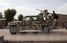 Nigeria: 13 binh sỹ thiệt mạng sau vụ tấn công của phần tử thánh chiến