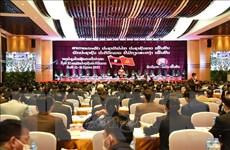 Ông Thongloun Sisoulith được bầu làm Tổng Bí thư Đảng NDCM Lào