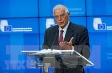 """EU cảnh báo thỏa thuận hạt nhân Iran ở vào """"thời điểm nguy nan"""""""