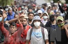 Vấn đề người di cư: Guatemala hồi hương hàng ngàn người di cư Honduras