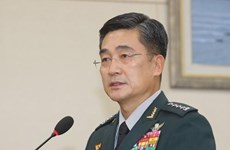 Mỹ tái khẳng định quan hệ liên minh quốc phòng với Hàn Quốc, Nhật Bản