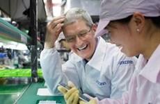 Apple đẩy mạnh chuyển dịch sản xuất sang Ấn Độ và Việt Nam
