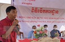 Campuchia: Đáp ứng nhu cầu thiết thực của kiều bào tại Kampot