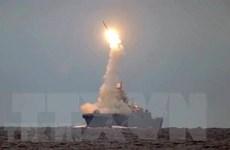 Hạm đội Phương Bắc và Hạm đội Biển Đen của Nga diễn tập quân sự chung