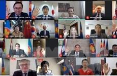 Ủy ban Điều phối Kết nối ASEAN đánh giá cao đóng góp của Việt Nam