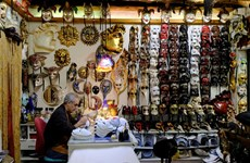 Italy: Lễ hội hóa trang Carnival khác thường tại Venice