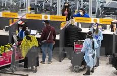 Dịch COVID-19: Canada yêu cầu người nhập cảnh cách ly tại khách sạn