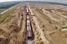 Xây dựng công trình xã hội tại khu tái định cư sân bay Long Thành