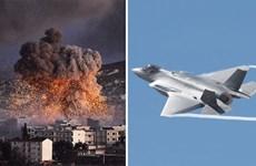 Mỹ lên tiếng về cuộc không kích vào nhiều mục tiêu ở Đông Syria