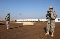 Căn cứ quân sự Ain Al Asad của Mỹ tại Iraq bị nã rocket