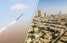 Liên quân Arab phá hủy máy bay không người lái của Houthi