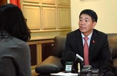 Việt Nam tham dự cuộc họp Ủy ban Hợp tác chung ASEAN-Trung Quốc